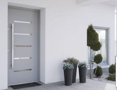 Sistemas de puerta de calle de PVC