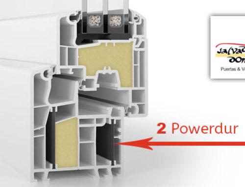 Powerdur Inside · La tecnología que no se ve