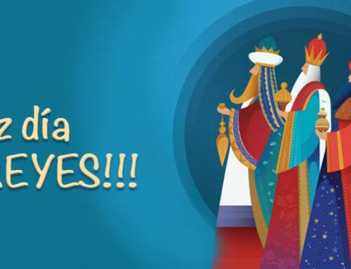 ¡Feliz día de Reyes!!!